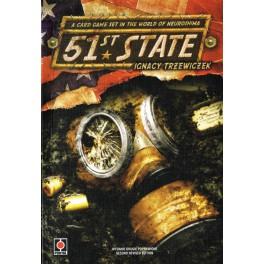 51st State juego de mesa