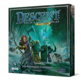 Descent: Las Brumas de Castrohiel juego de mesa