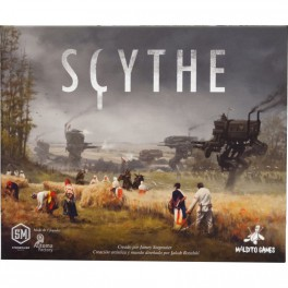 Scythe  - edición en castellano + Promos