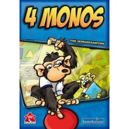 4 monos - Segunda Mano