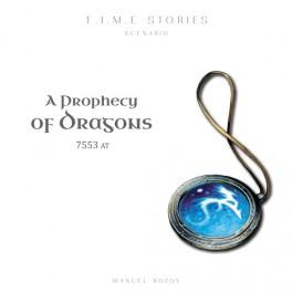 TIME Stories - Profecia de dragones - Edicion en castellano