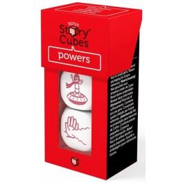 Story Cubes Poderes juego de mesa