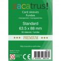 Fundas  Protectoras Zacatrus Standar Premium- Tamaño 63.5 x 88 MM