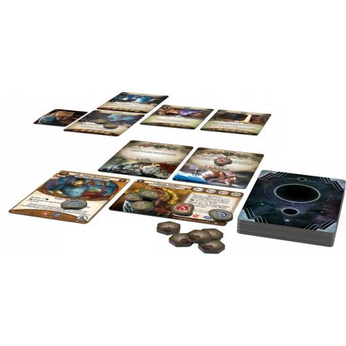 Comprar arkham horror el juego de cartas juego de mesa for Time stories juego de mesa