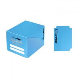 Deck Box Pro Dual Ultra Pro Azul claro
