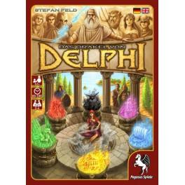 The Oracle of Delphi juego de mesa