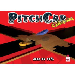 Pitchcar Expansión 1: speed, jump and fun
