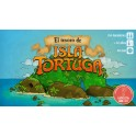 El tesoro de Isla Tortuga juego de mesa