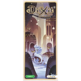 Expansion Dixit 7 Revelations + PROMO juego de mesa