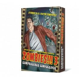Zombies!!! 3 juego de mesa