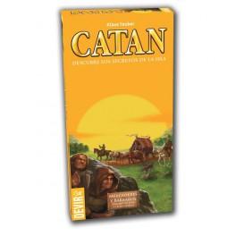 Catan Expansion 5-6 Jugadores - Mercaderes  y Barbaros