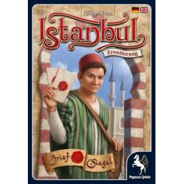 Istanbul: Brief and Siegel juego de mesa