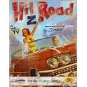 Hit Z Road (castellano) juego de mesa