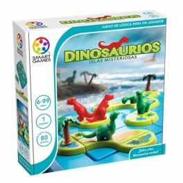 Dinosaurios Islas Misteriosas juego de mesa
