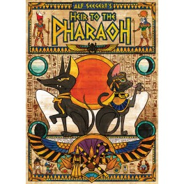 Heir to the Pharaoh juego de mesa