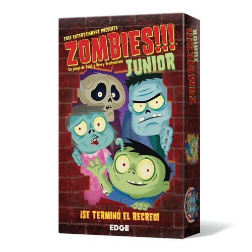 Comprar Zombies Junior Juego De Mesa Para Ninos