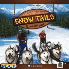 Snow Tails juego de mesa