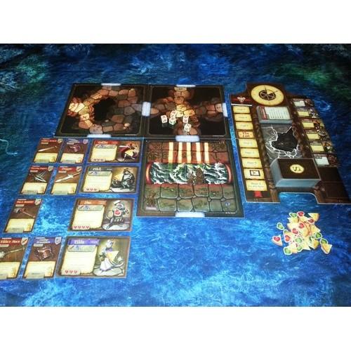Comprar mice and mystics juego de tablero for Time stories juego de mesa