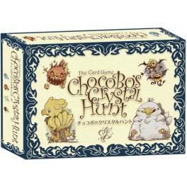 Chocobo's crystal hunt juego de mesa