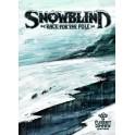 Snowblind: race for the pole juego de mesa