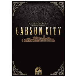 Carson City Big Box juego de mesa