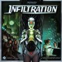 android infiltration juego de cartas