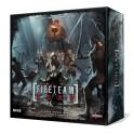Fireteam Zero juego de mesa