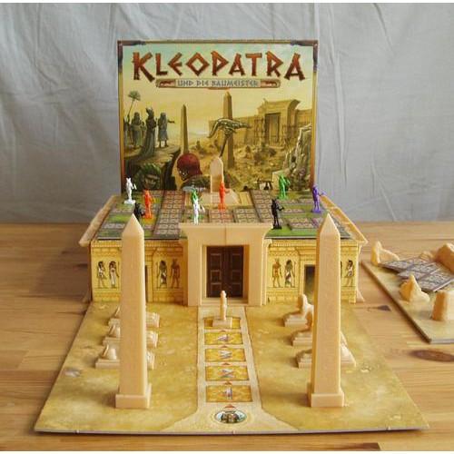 Comprar cleopatra y la sociedad de arquitectos juego de mesa - Sociedad de arquitectos ...