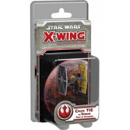 Star wars X-Wing: caza TIE de Sabine