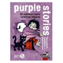 Black stories: purple stories juego de mesa