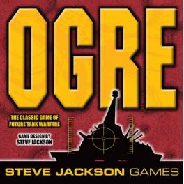 Ogre 6th Edition juego de mesa