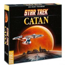 Catan Star Trek juego de mesa