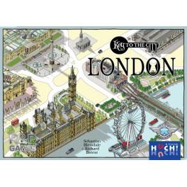 Key to the City - London (castellano) juego de mesa