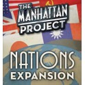 The Manhattan Project: Nations expansion juego de mesa