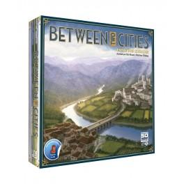 Between two cities - entre dos ciudades juego de mesa