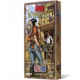 Bang - El juego de dados: el viejo saloon