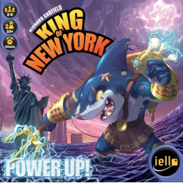 King of New York: power up