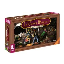 La cueva magica juego de mesa