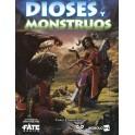 Dioses y Monstruos juego de rol