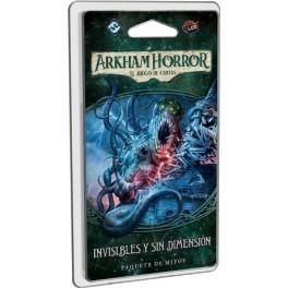 Arkham Horror: invisibles y sin dimensión