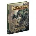 Pathfinder Bestiario Bolsillo juego de rol