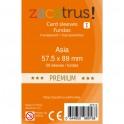 Fundas Protectoras Zacatrus Quimera Premium- Tamaño 57,5x89 MM