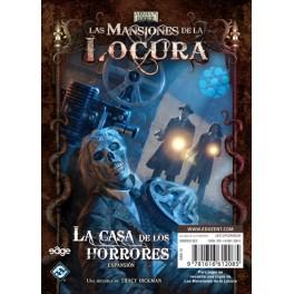 Las Mansiones de la Locura - La Casa de los Horrores