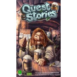 Quest Stories juego de mesa