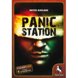 Panic station juego de mesa