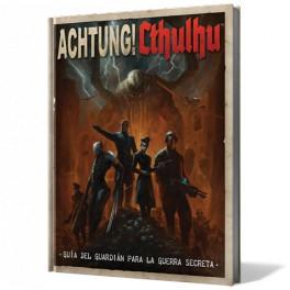 Achtung! Cthulhu -  Guía del Guardián para la Guerra Secreta