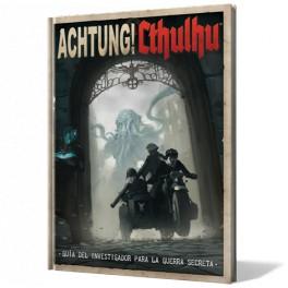 Achtung! Cthulhu -  Guía del investigador para la Guerra Secreta
