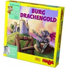 El Castillo del Dragon Dorado juego para niños haba
