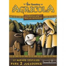 Expansion Agricola: Edificios en la granja
