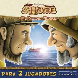 Le Havre: 2 jugadores - El puerto Fluvial